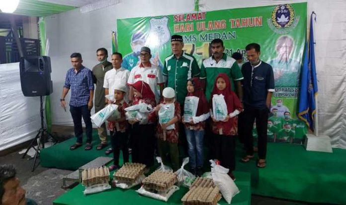 PSMS Medan 2021
